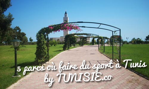 5 parcs où faire du sport à Tunis, by TUNISIE.co