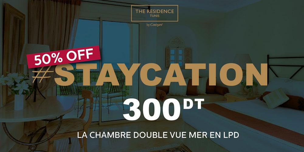 Offrez-vous un week-end de rêve au Residence Tunis à un prix incroyable