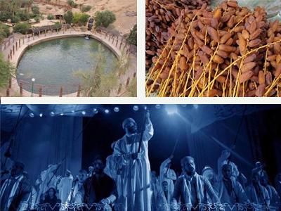 5 raisons pour visiter Nefta cet automne