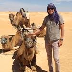 Fredrik Florén, l'ambassadeur de Suède, tombe sous le charme du Sud de la Tunisie