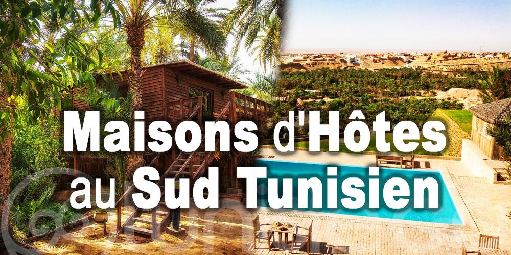 Nos Maisons d'Hôtes coup de cœur au Sud Tunisien