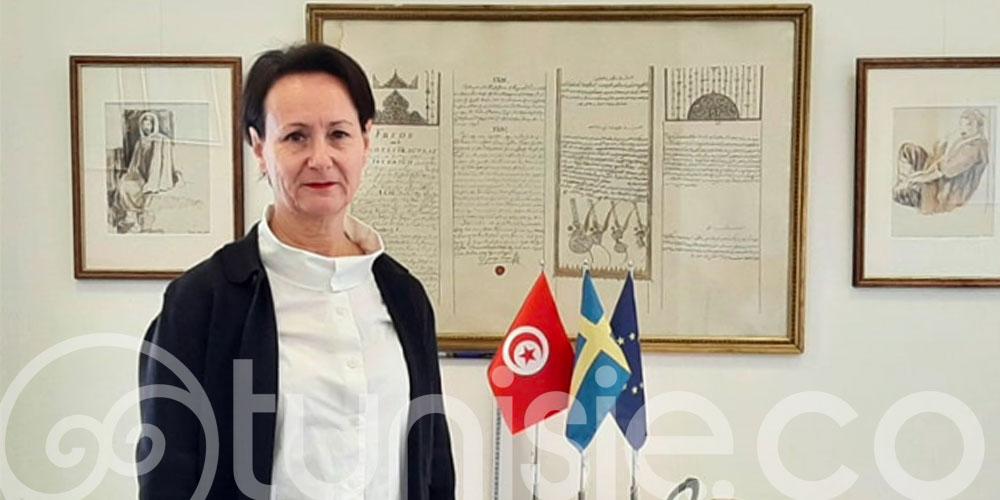 L'ambassadrice de Suède : Tunisie … Des rêves et des espoirs !