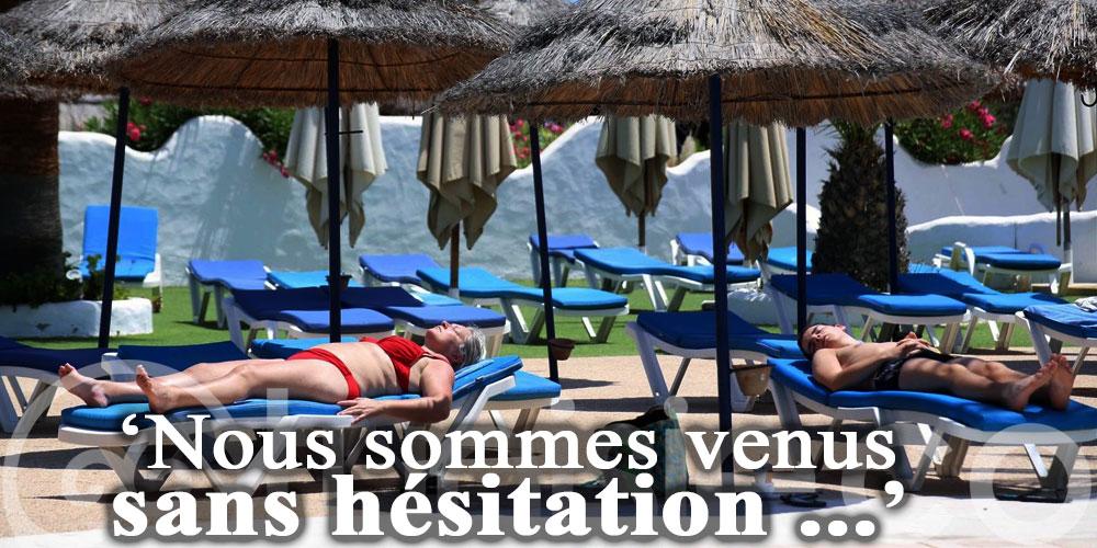 Les premiers touristes suisses arrivent en Tunisie