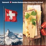 Le Mövenpick Gammarth accueillera la 2ème édition de la Semaine Gastronomique Suisse du 22 au 26 avril 2015