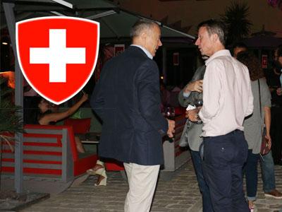 En vidéo : Soirée de lancement de la Page Facebook de l'Ambassade Suisse en Tunisie