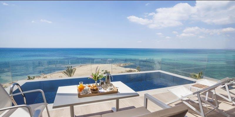 8 suites d 39 h tel avec piscine priv e en tunisie - Hotels vaison la romaine avec piscine ...