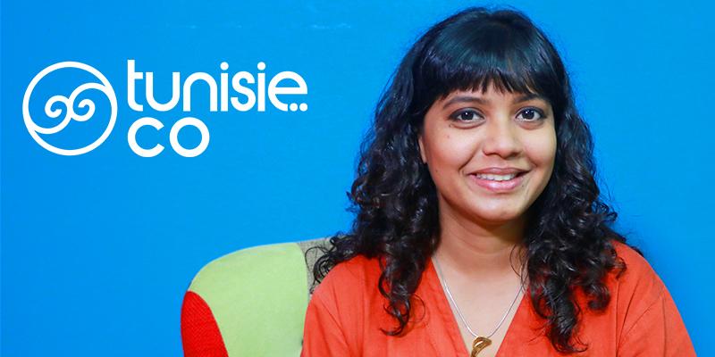 Sumaiya Merchant, l'artiste styliste indienne qui s'inspire de la Tunisie
