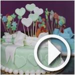 Atelier Sweet Tales : Découverte de la pâte à sucre en vidéo et photos