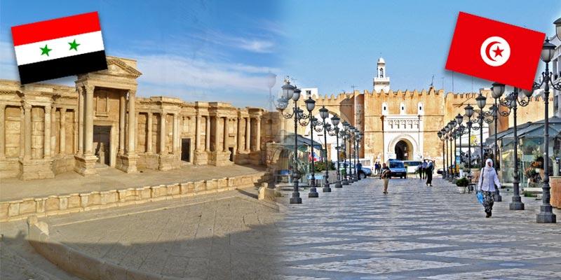 Semaine culturelle syrienne dans cinq villes tunisiennes du 25 au 30 septembre