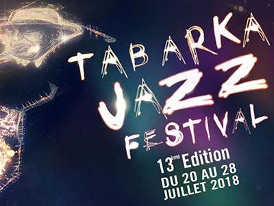 Programme du Festival de Jazz de Tabarka 2018