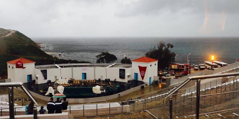La ville de Tabarka inaugure son Théâtre de la mer