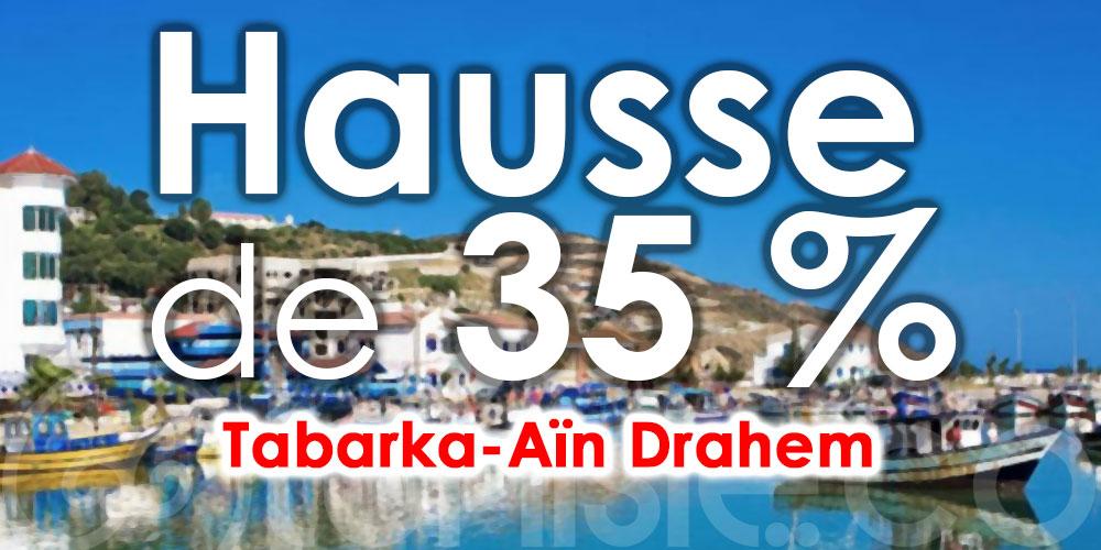 Hausse de 35 % des nuitées à Tabarka-Aïn Drahem