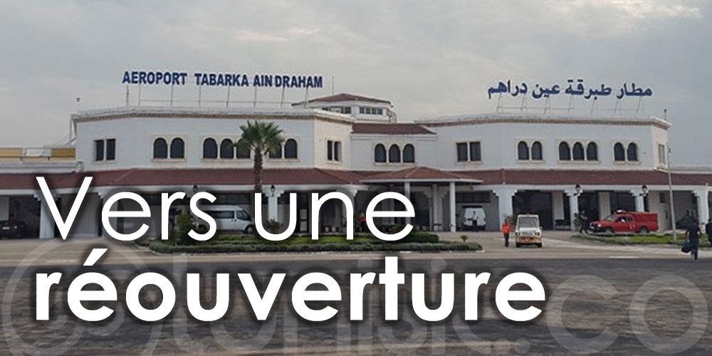 L'aéroport de de Tabarka-Aïn Draham va, bientôt, reprendre son activité