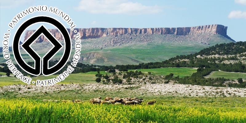 La Table de Jugurtha sur la liste préliminaire du patrimoine mondial de l'Unesco ?