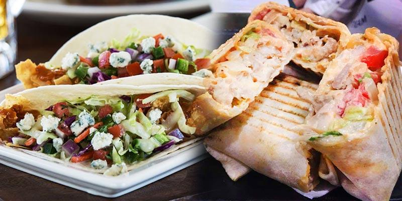 En photos : 5 adresses pour savourer des Tacos à Tunis