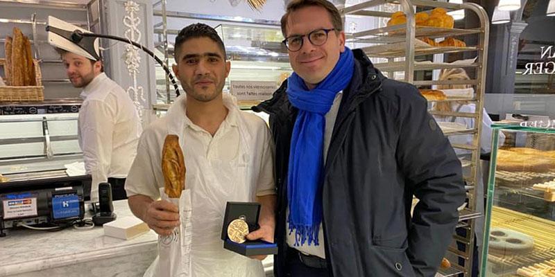 Le lauréat du Grand Prix de la baguette de Paris 2020 est Tunisien