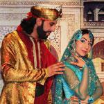 Spectacle de danse indienne relatant l'histoire d'amour autour de Taj Mahal le 12 avril au Théâtre Municipal de Tunis
