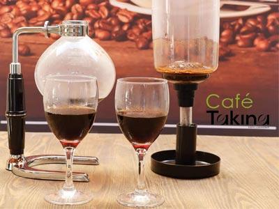 Savourez un café 100% colombien chez café Takina à la Marsa