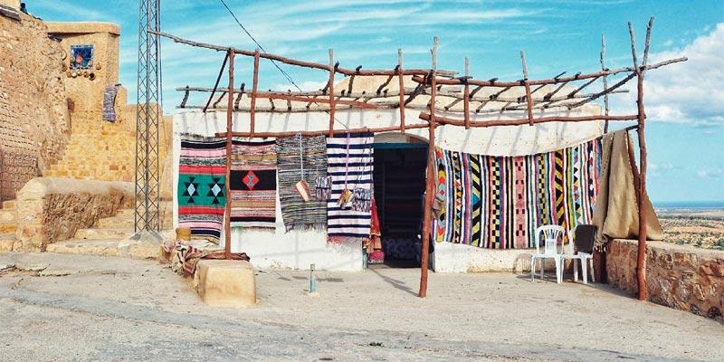 Découvrez Takrouna, ce petit village berbère situé dans la région du Sahel