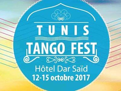 Le Tunis Tango Fest du 12 au 15 octobre 2017 à Sidi Bou Saïd