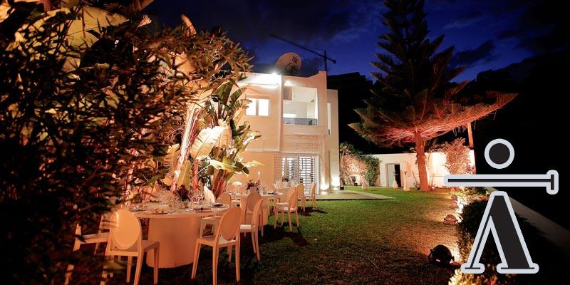 En photos : Villa Tanit, le nouvel espace d'Art sur les hauteurs de Gammarth