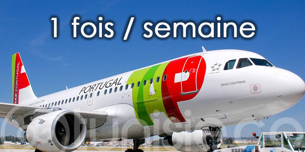 TAP Air Portugal reliera Djerba et Monastir à partir de juillet