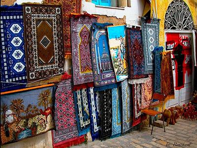 En photos : Le tapis de Kairouan une vrai pièce artisanale