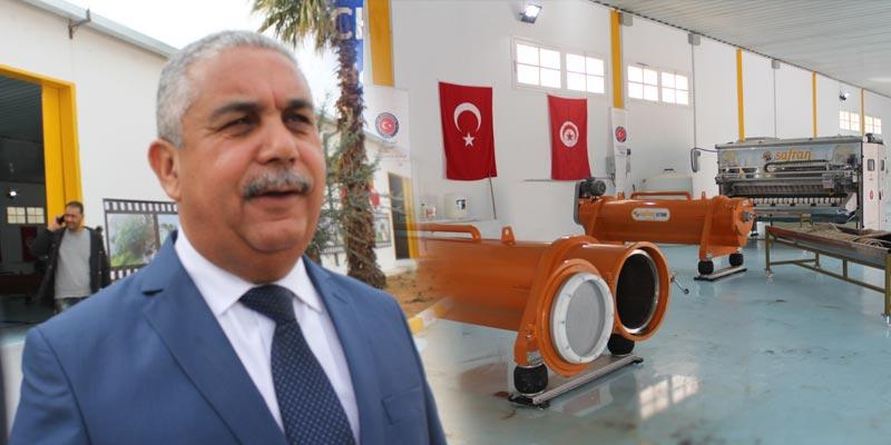 En vidéo : Taoufik Mediouni présente le nouveau Pôle de développement du tapis et des tissages à Denden