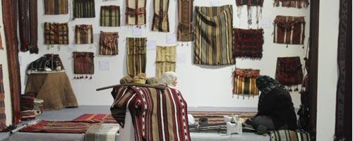 Foire nationale du tapis, des tissages ras et des fibres végétales à partir du 13 décembre au Kram