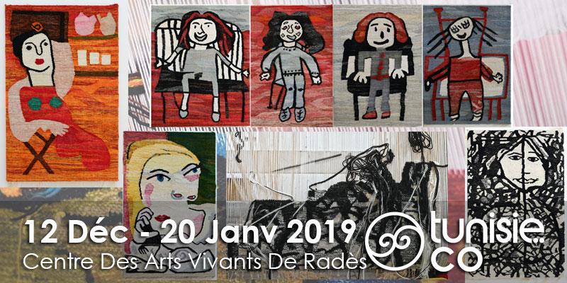 Exposition tapisseries du 12 Décembre au 20 Janvier