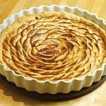 Recette : Dessert tarte aux pommes