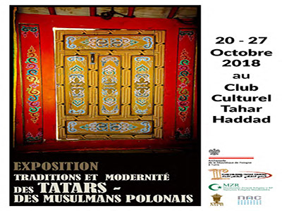Exposition «Traditions et modernité des Tatars- des musulmans polonais»