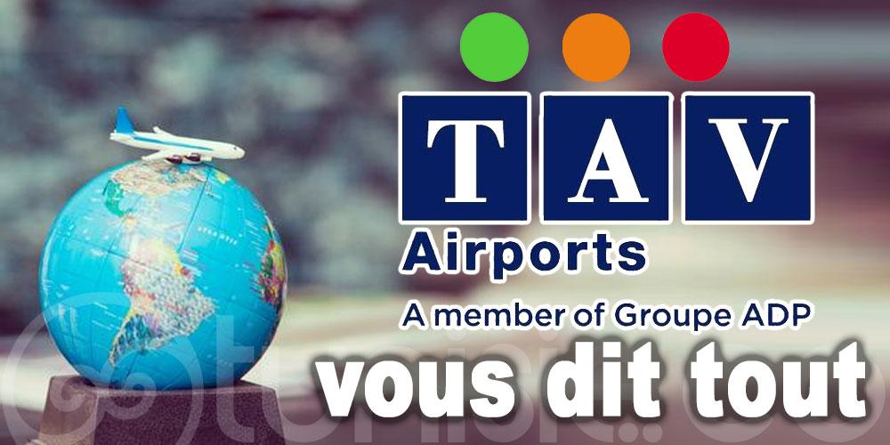 Mesures applicables aux voyageurs:  TAV Tunisie vous dit tout