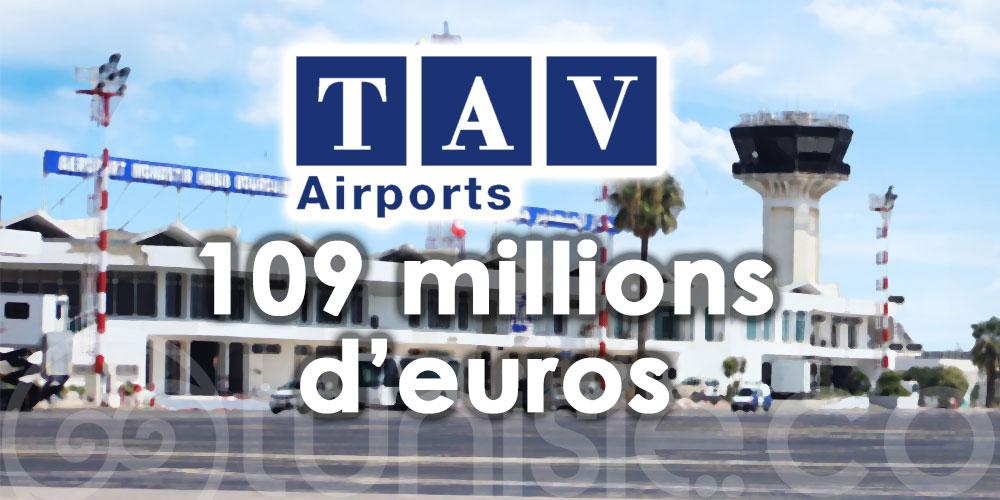 La TAV restructure sa dette tunisienne avec un gain de 109 millions d'euros