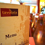 Rupture du jeûne au restaurant La Tavolata
