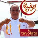 La TAVOLATA lance les Iftars avec le chef Taysir Ksouri : Menu et Tarif