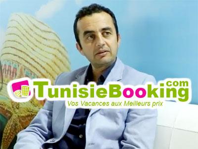 En vidéo : Khaled Rojbi raconte la Success Story de TunisieBooking.com