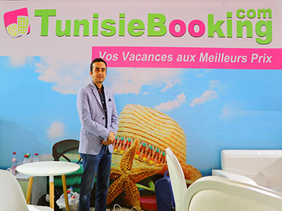En vidéo : Khaled Rojbi raconte la Success Story de TunisieBooking.com
