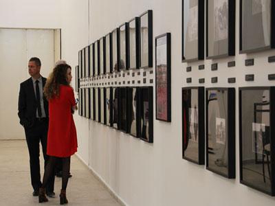 En vidéos : Vernissage de l'exposition tchèque 'Sous le soleil brûlant de l'Afrique' au Musée du Bardo