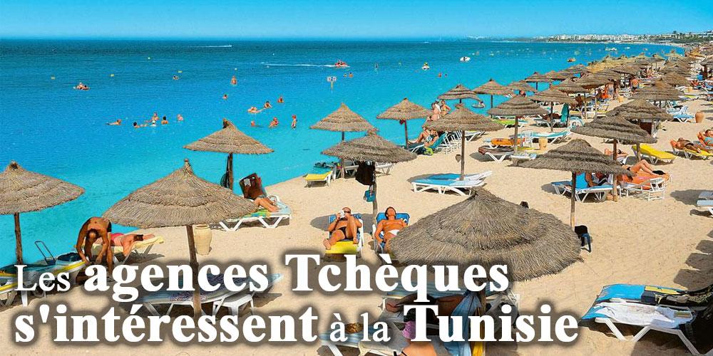 Les agences Tchèques s'intéressent à la Tunisie