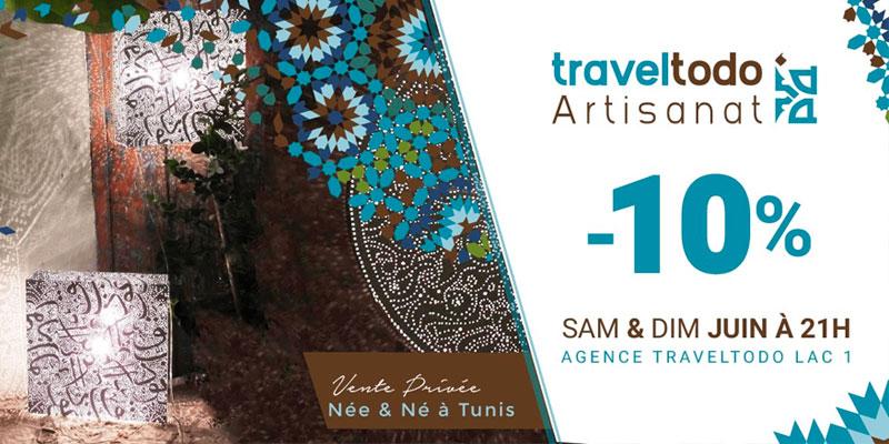 Traveltodo Artisanat: de L'artisan à vous