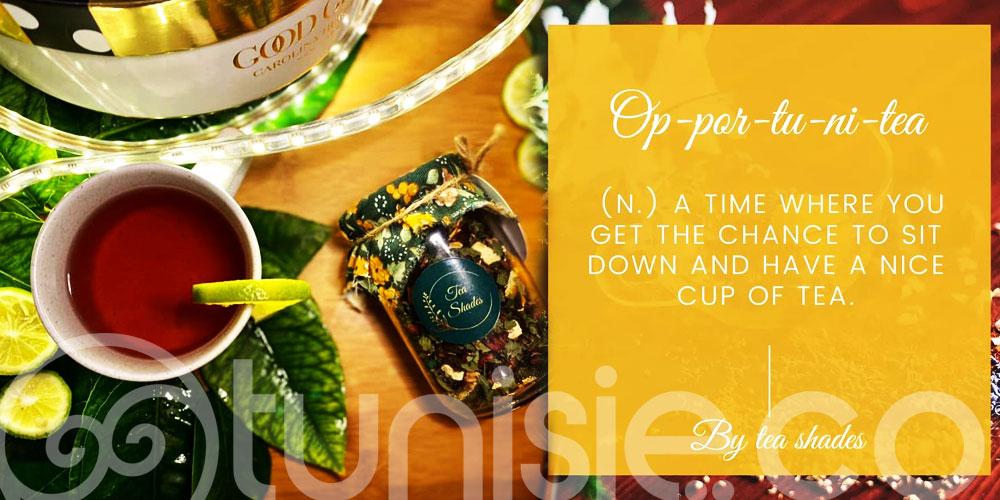 Tea Shades : Personnalisez votre tasse de thé bien chaude !