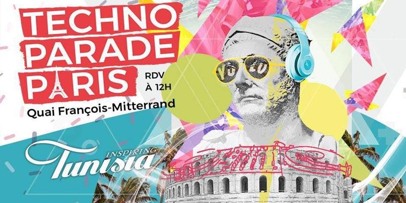 Le char tunisien promet une ambiance du tonnerre à la Techno Parade 2017