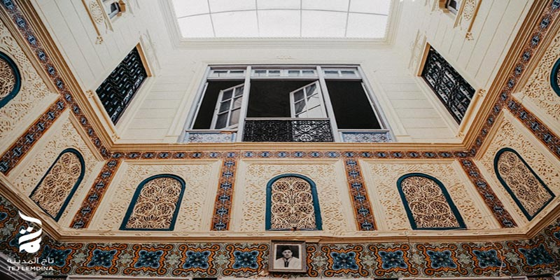Tej Lemdina : Un joyau architectural et gastronomique de Sfax