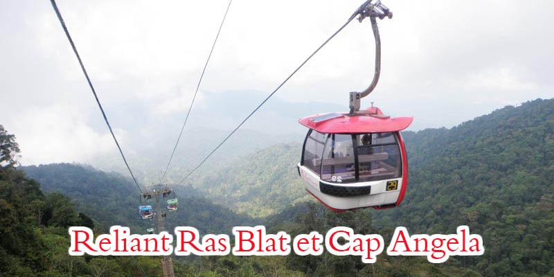 Bizerte : Bientôt un téléphérique reliant Ras Blat et Cap Angela