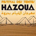 Programme du Festival des Tentes à Hazoua, Tozeur, 20-22 mars 2015