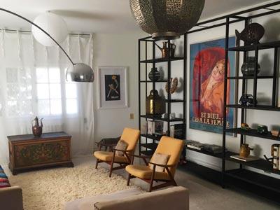 Le 5 ter, un appartement d'hôtes de luxe en plein coeur de Tunis