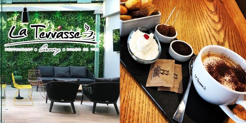 Découvrez La Terrasse Carnoy, la nouvelle adresse gourmande à El Menzah 5