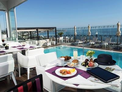 En photos : Ces restaurants avec une belle terrasse, pour manger en plein air par beau temps