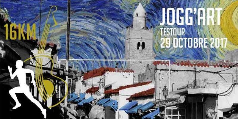 JOGG'ART : Une course particulièrement artistique et culturellement engagée
